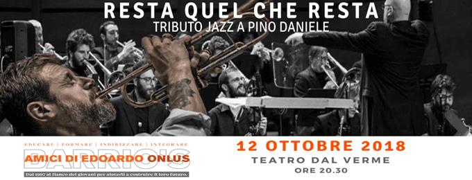 Resta quel che resta - Tributo Jazz a Pino Daniele