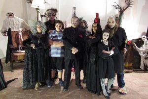 La Famiglia Addams al Castello Odescalchi