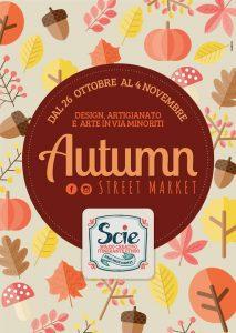 Autumn Street Market 2018