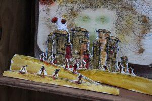 L'Inventario delle Mappe - crossover artistico, teatrale e culinario