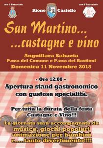 San Martino... Castagne e Vino