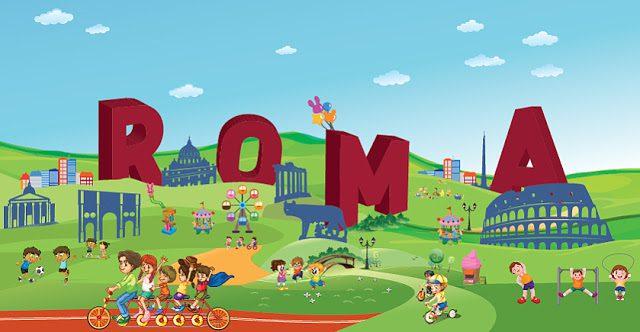Alla scoperta di Roma - Visite guidate per bambini