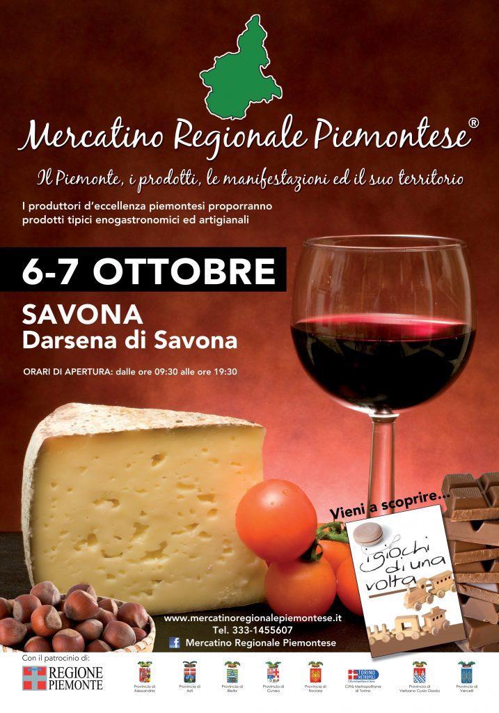 Mercatino Regionale Piemontese di Savona