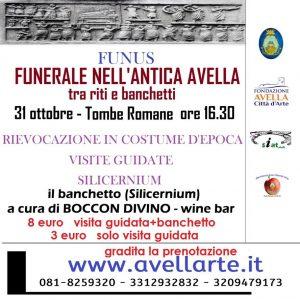 FUNUS, il funerale nell'Antica Avella fra riti e banchetti