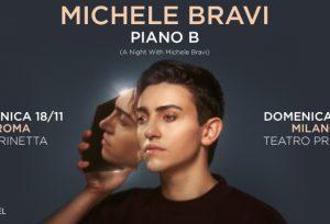 Michele Bravi – Piano B (A Night with Michele Bravi)