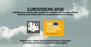 Eurovisioni 2018 - Festival Internazionale di Cinema e Televisione