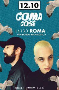 Coma_Cose in concerto