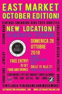 East Market - mercatino vintage (October Edition)