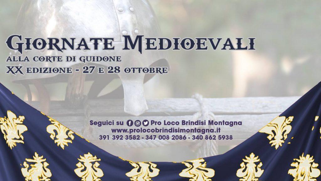 GIORNATE MEDIOEVALI alla corte di Guidone