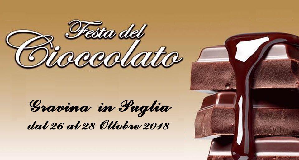 Festa del Cioccolato a Gravina in Puglia