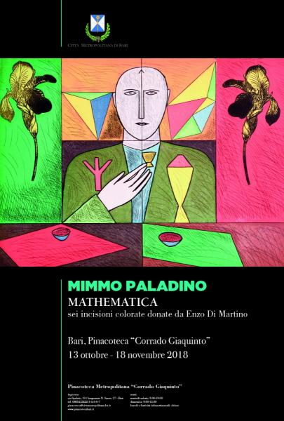Mimmo Paladino - MATHEMATICA