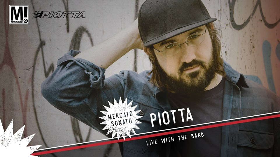 PIOTTA live with the Band