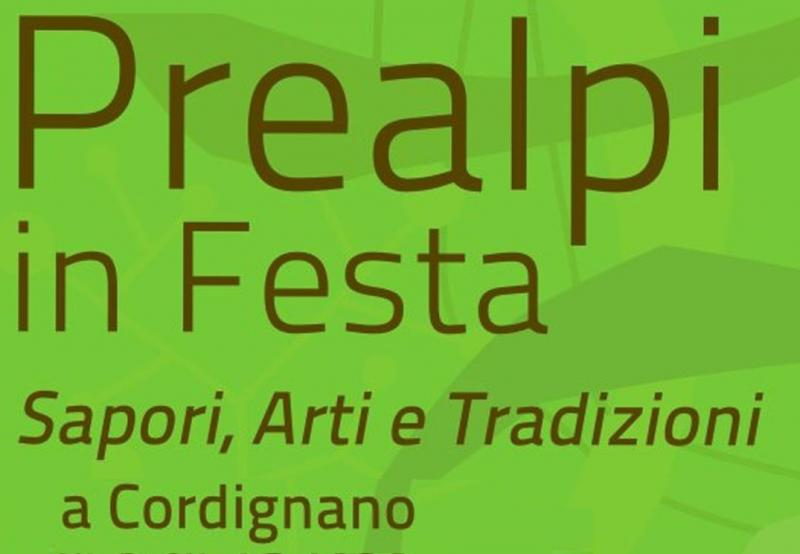 Prealpi In Festa - Sapori, Arte e Tradizione