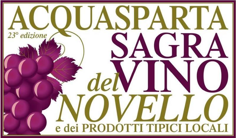 23° Sagra del Vino Novello e dei Prodotti Tipici Locali