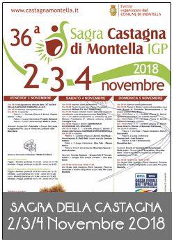 36° Sagra della Castagna IGP di Montella