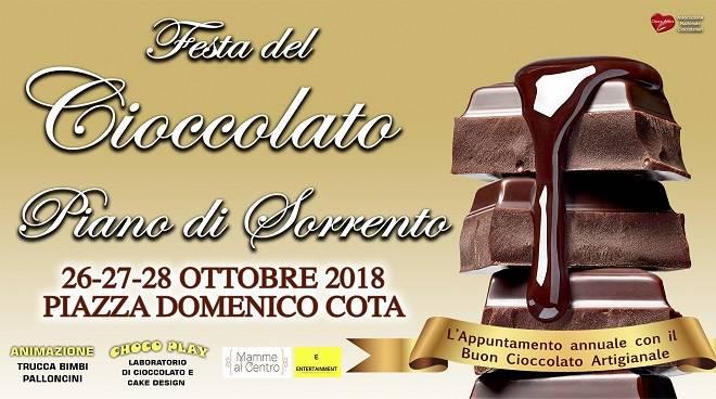 Festa del Cioccolato a Piano di Sorrento