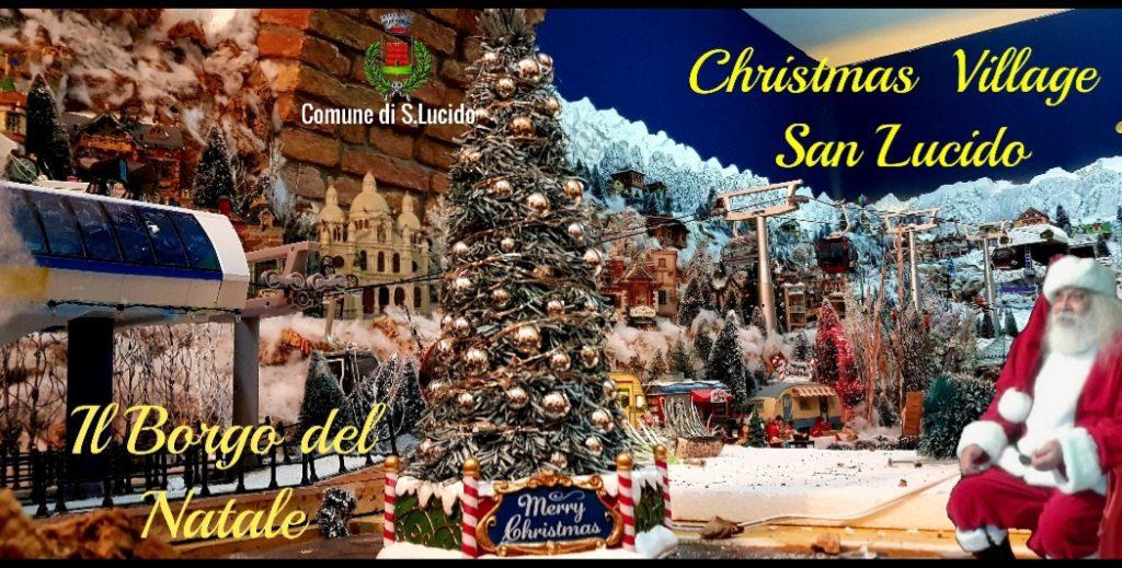 Christmas Village San Lucido - Il Borgo del Natale