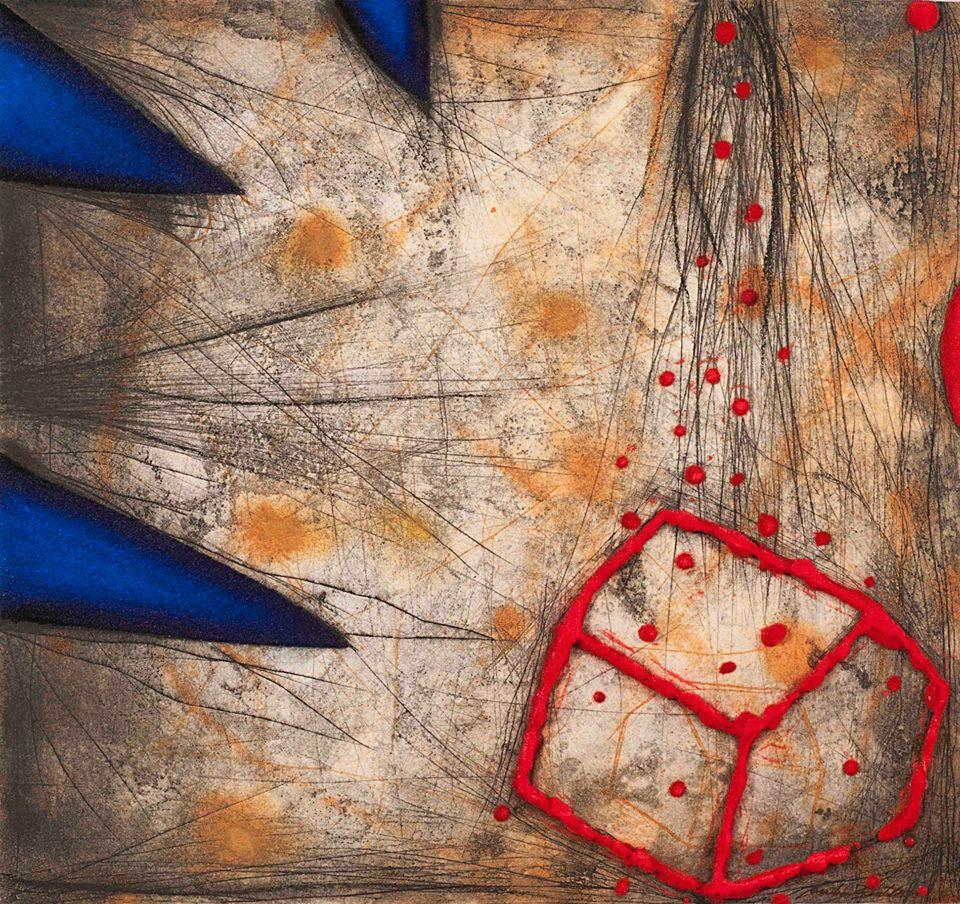 L'ARCHETIPO... E IL SEGNO - personale di Sandro Bracchitta