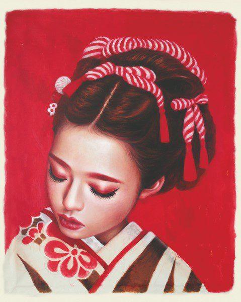 KABUKI GIRLS - personale di Ayumi Sasaki