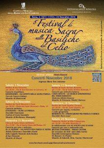 8° Festival di Musica Sacra nelle Basiliche del Celio