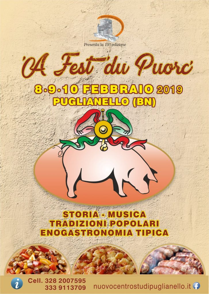 'A Fest' du Puorc - 15° edizione