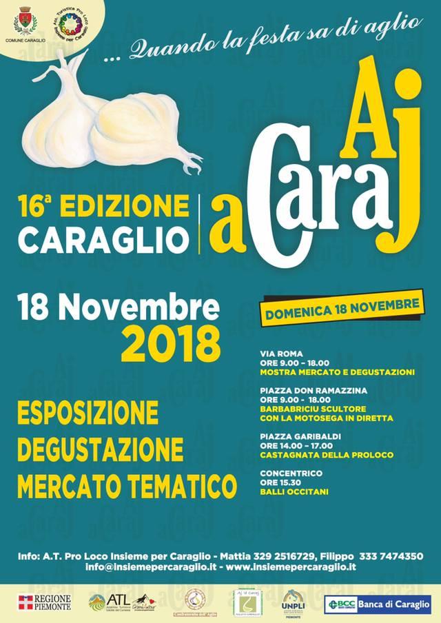 AJ A CARAJ - XVI edizione