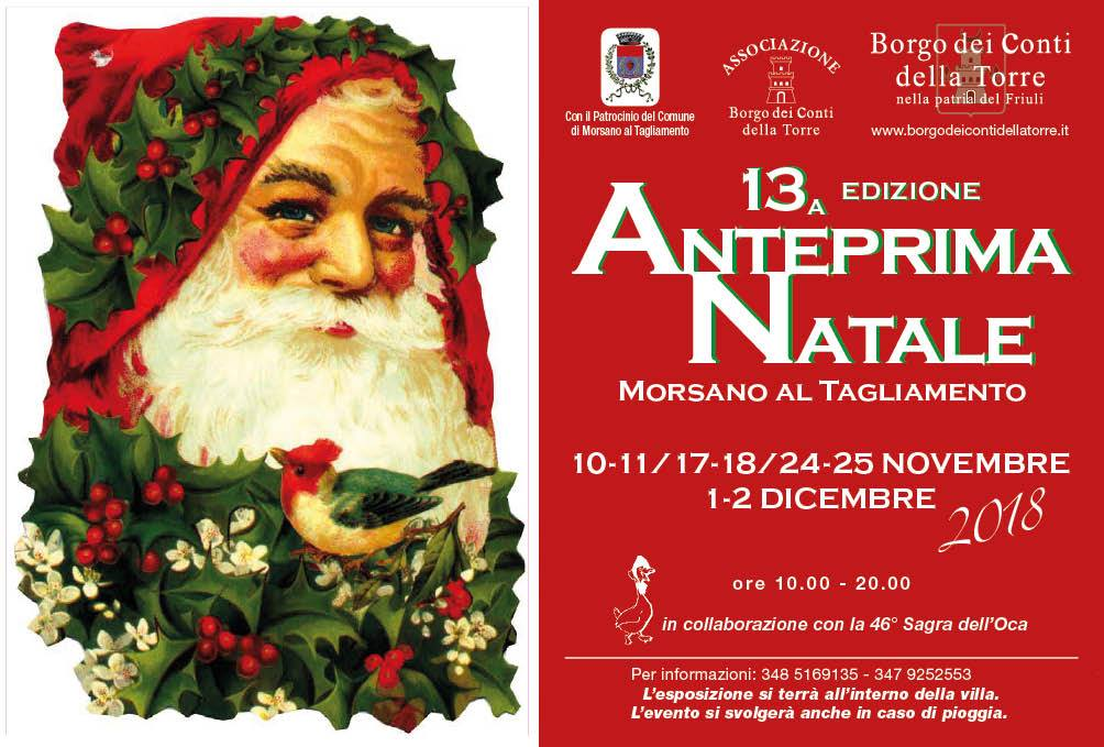 Anteprima di Natale - 13a edizione