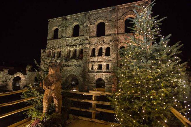 Marché Vert Noël - Mercatini di Natale ad Aosta