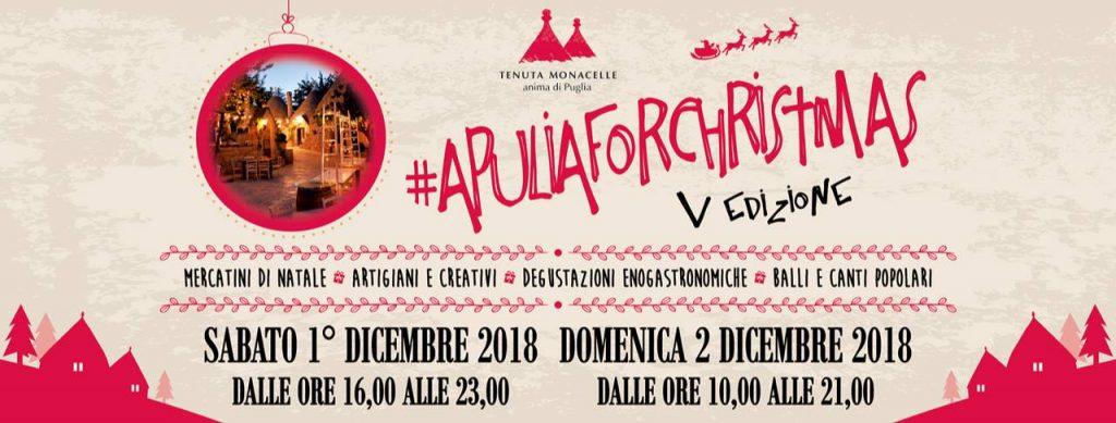 Apuliaforchristmas - V edizione