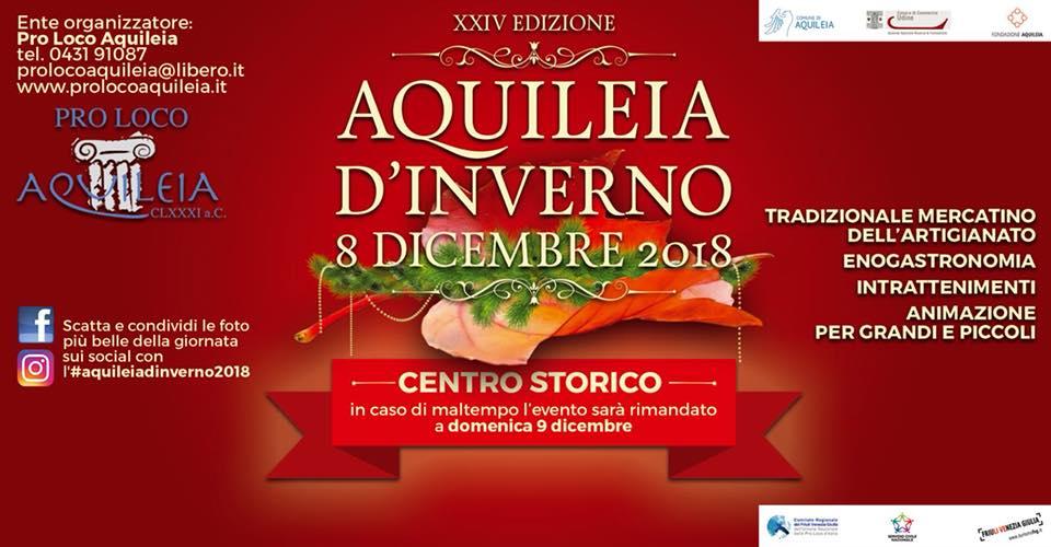 Aquileia d'Inverno - XXIV edizione