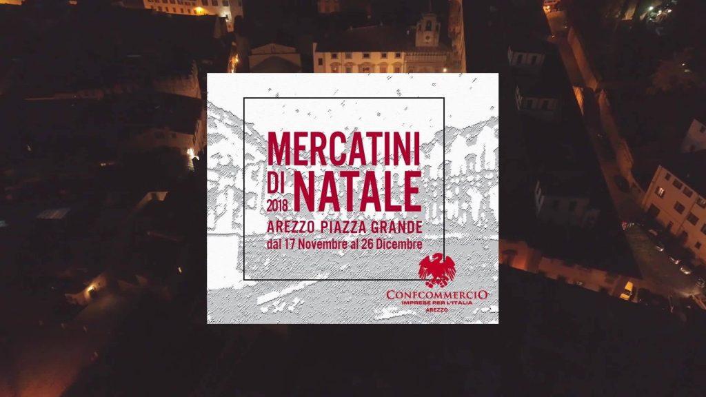 Mercatini di Natale Arezzo 2018