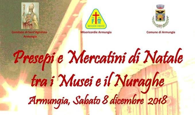 Presepi e Mercatini di Natale tra i Musei e il Nuraghe