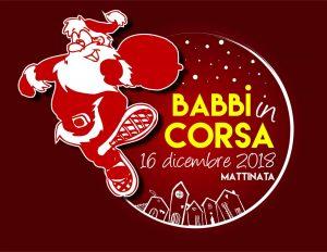 BABBI IN CORSA - camminata con barba e costume di Babbo Natale