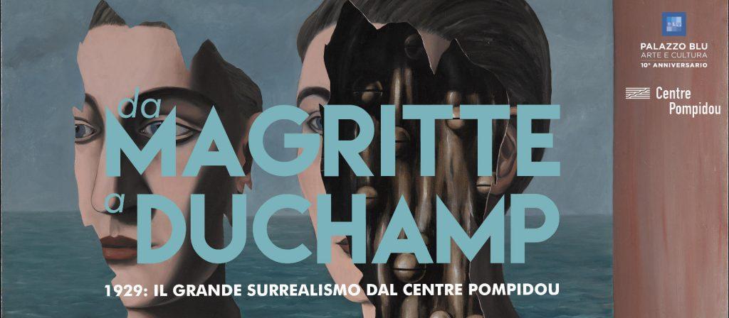 Da Magritte a Duchamp. Il Grande Surrealismo dal Centre Pompidou