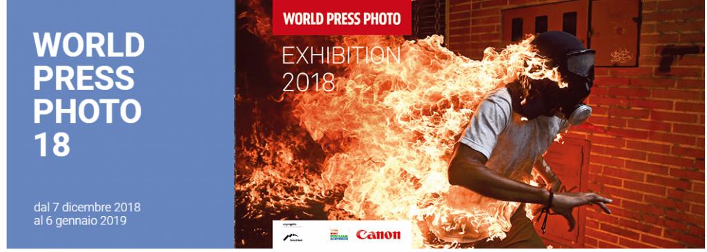 World Press Photo 2018 - Forte di Bard