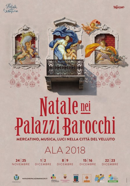 Natale nei Palazzi Barocchi
