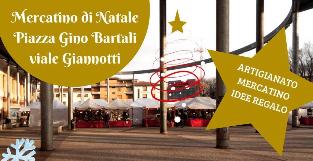 Mercatino di Natale in Piazza Bartali