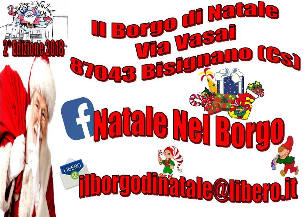 Il Borgo di Natale a Bisignano