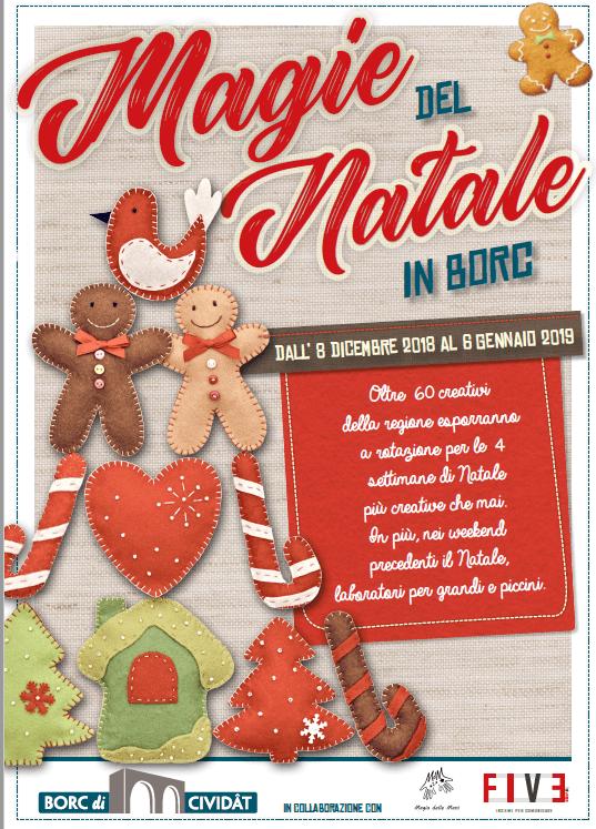 Magia del Natale in Borc