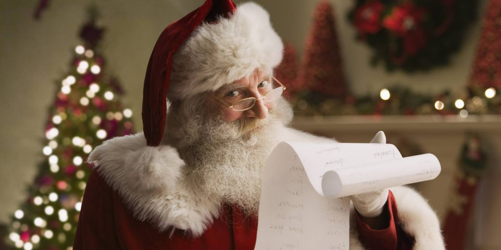 Babbo Natale in Piazza con Gusto