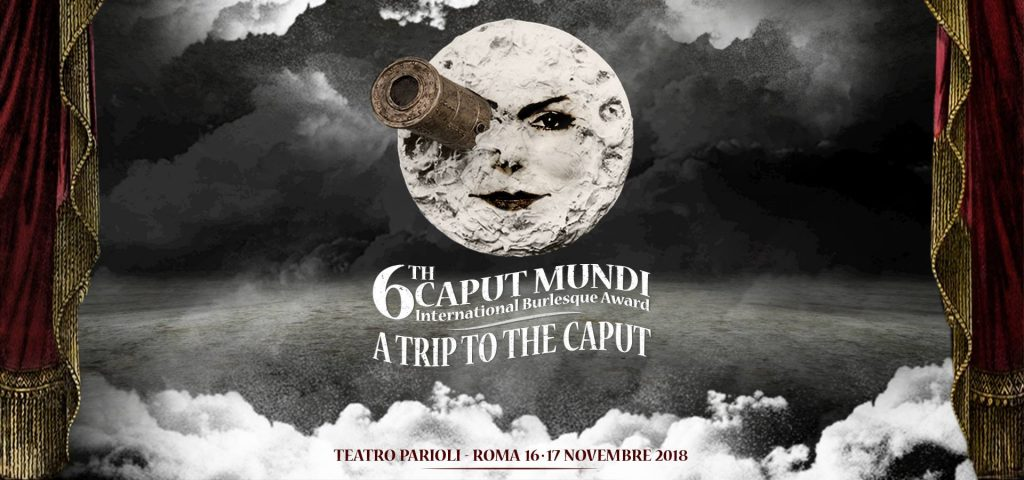 CAPUT MUNDI - International Burlesque Award
