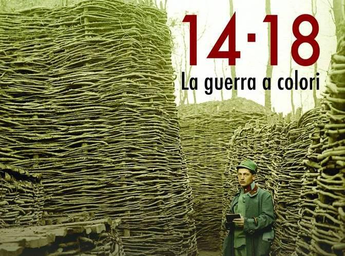 14-18 LA GUERRA A COLORI - mostra fotografica