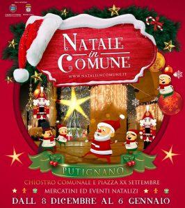 Natale in Comune - Mercatini ed Eventi Natalizi