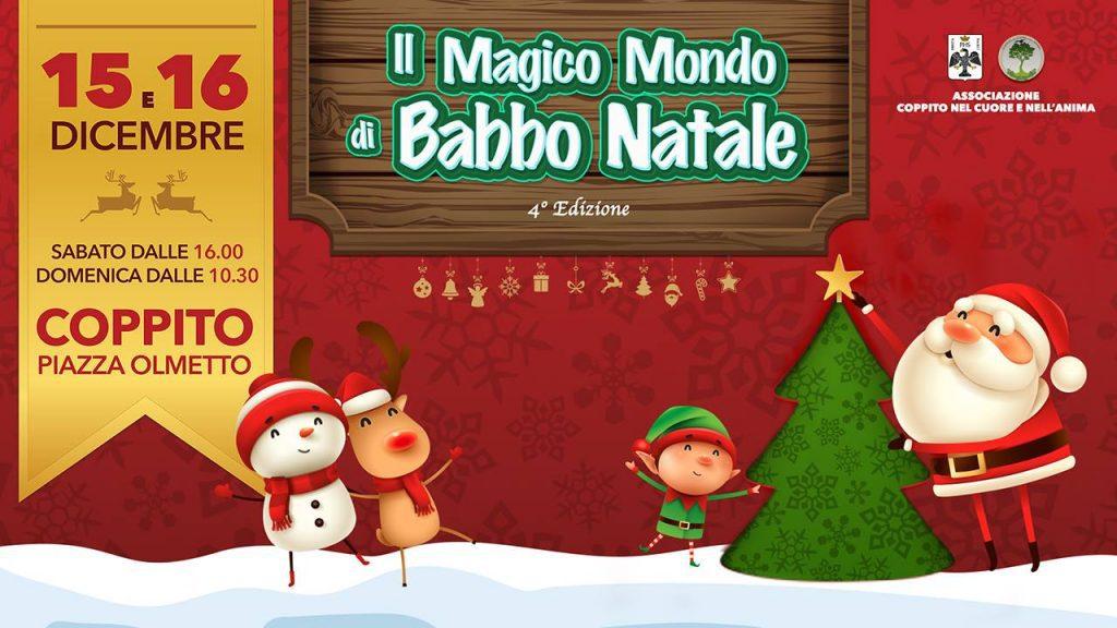 Il Magico Mondo di Babbo Natale - IV edizione