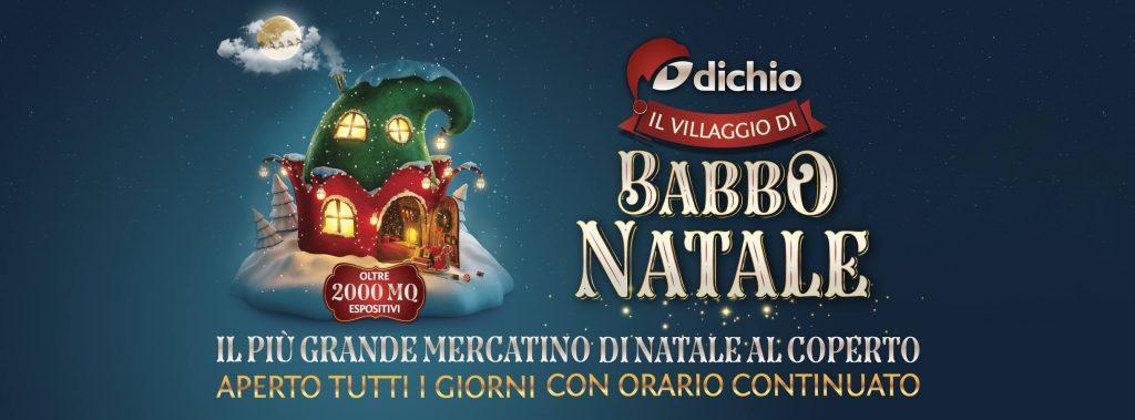 Il Villaggio di Babbo Natale - XIX edizione