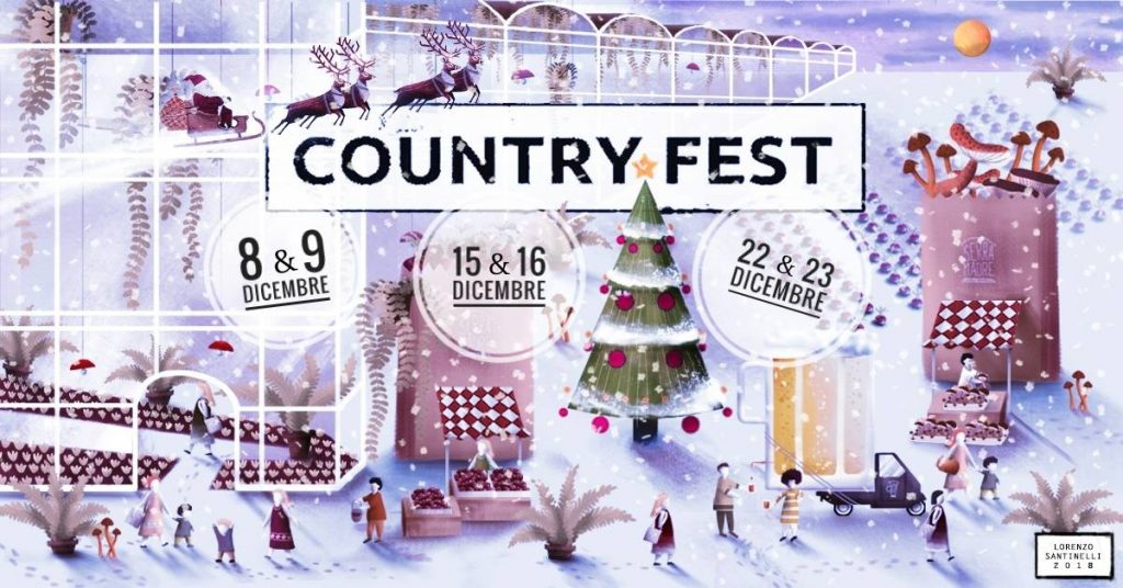 COUNTRY FEST - Christmas Edition
