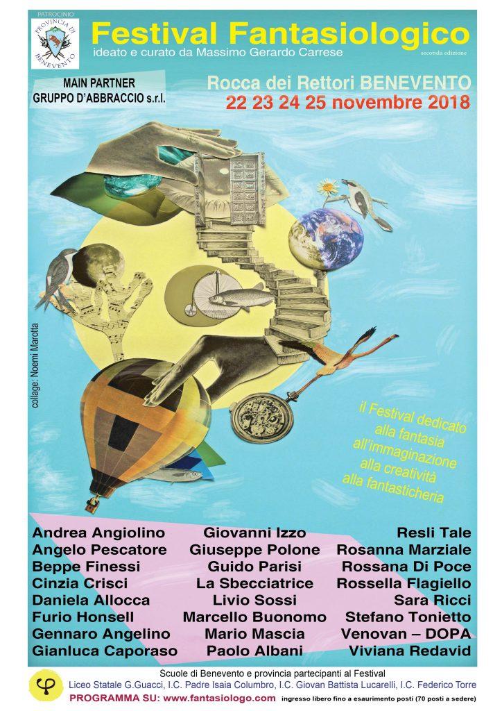 Festival Fantasiologico - II edizione