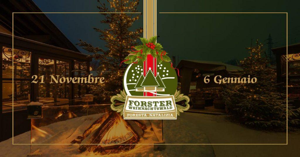 Foresta Natalizia - Weihnachtswald 2018-19
