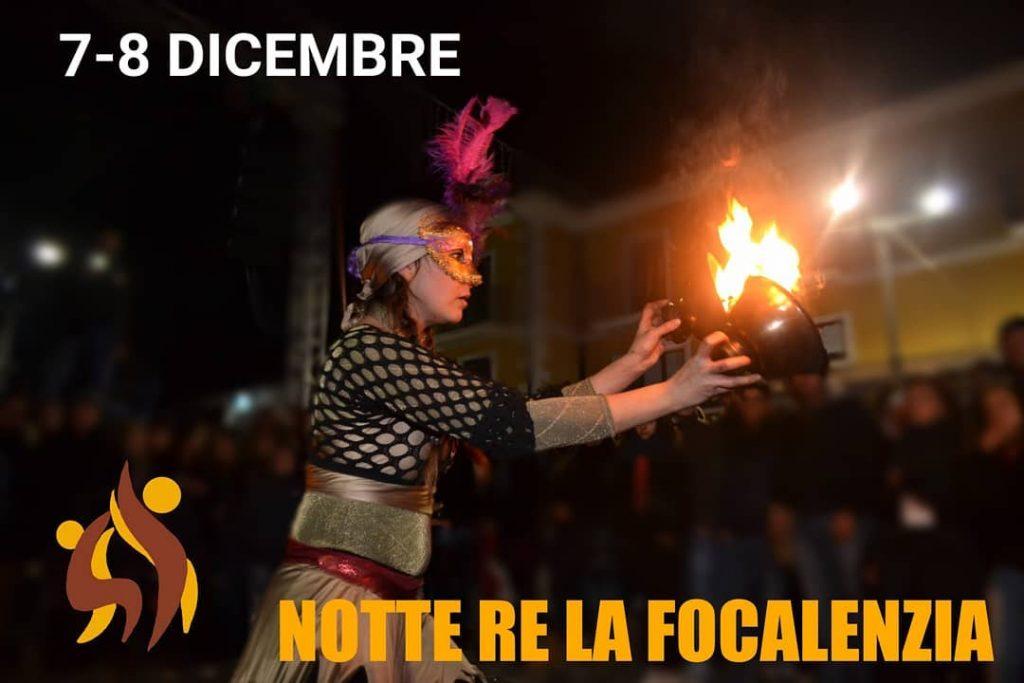 Notte re la Focalenzia - IX edizione