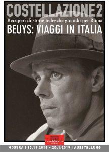 BEUYS: VIAGGI IN ITALIA - Recuperi di storie tedesche
